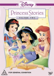 Princess Stories - Vol 02 - Tales Of Friendship