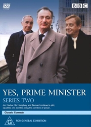 Yes, Prime Minister - Series 02