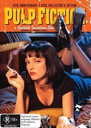Pulp Fiction - 10th Anniversary Special Edition