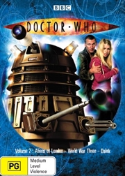 Doctor Who - Series 1 Vol 2