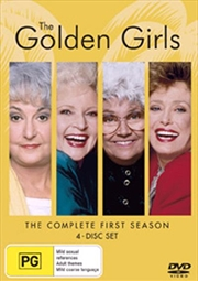 Golden Girls, The - Season 01 | DVD