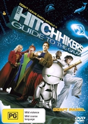 Hitchhiker's Guide To The Galaxy, The | DVD