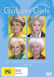Golden Girls, The - Season 02 | DVD
