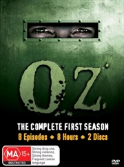 Oz - Season 01 | DVD