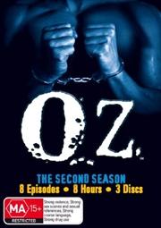Oz - Season 02 | DVD