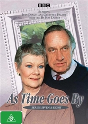 As Time Goes By - Series 7-8 | DVD