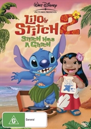 Lilo and Stitch 02 - Stitch Has A Glitch | DVD
