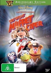 Great Muppet Caper: 50th Anniversary Edition | DVD