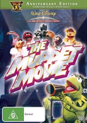 Muppet Movie, The  - 50th Anniversary Edition