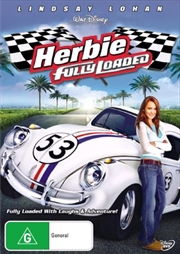 Herbie - Fully Loaded | DVD