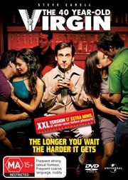 40 Year Old Virgin | DVD