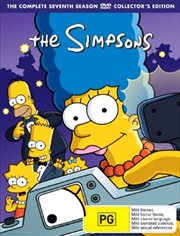 Simpsons, The - Season 7 | DVD