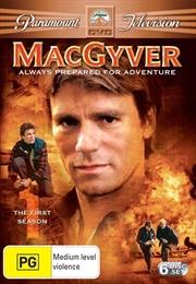MacGyver - Season 01 | DVD