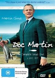 Doc Martin - Season 1