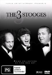 Three Stooges Box Set   DVD