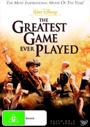 Greatest Game Ever Played, The | DVD