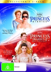 Princess Diaries  / The Princess Diaries 2, The | DVD