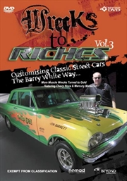 Wrecks To Riches: Vol 3 | DVD