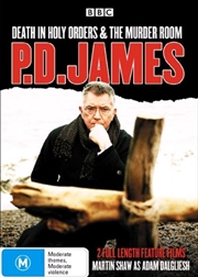 PD James - Death In Holy Orders / Murder Room