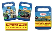 Thomas and Friends - Calling All Engines / Bob The Builder - Pilchard Steals The Show