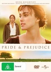 Pride And Prejudice | DVD