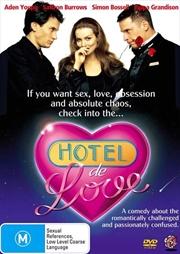 Hotel De Love | DVD