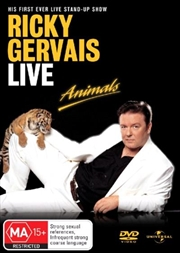Ricky Gervais Live: Animals | DVD