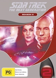 Star Trek Next Generation DVD Box Set Season 02 (New Packaging) | DVD