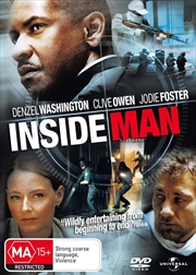 Inside Man | DVD