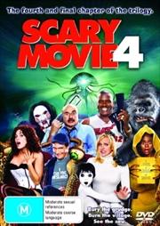 Scary Movie 4 | DVD