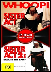 Sister Act  / Sister Act 02 - Back In The Habit | DVD