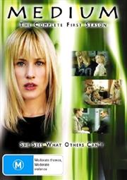 Medium; S1 | DVD
