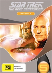 Star Trek Next Generation DVD Box Set Season 05 (New Packaging) | DVD
