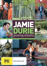 Jamie Durie: Growing Dreams | DVD