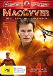 MacGyver - Season 04 | DVD