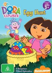 Dora The Explorer - Egg Hunt