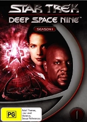 Star Trek Deep Space Nine Season 01 DVD Box Set | DVD