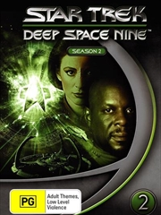 Star Trek Deep Space Nine Season 02 DVD Box Set