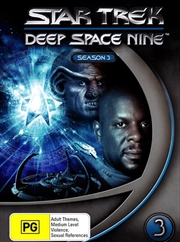 Star Trek Deep Space Nine Season 03 DVD Box Set | DVD