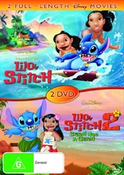 Lilo and Stitch  / Lilo and Stitch 2 - Stitch Has A Glitch | DVD