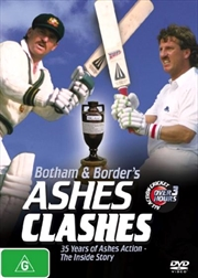 Ashes Clashes