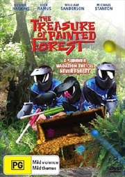 Treasure of Painted Forest, The