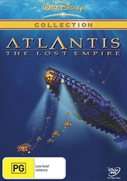 Atlantis - The Lost Empire  (Single Disc Version)