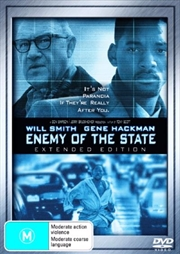 Enemy Of The State  - Extended Edition | DVD