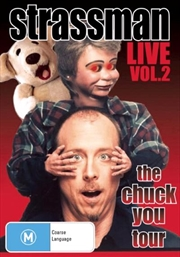David Strassman - The Chuck You Tour   DVD