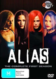 Alias - Season 01