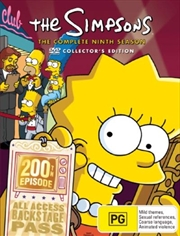 Simpsons: Season 9 | DVD