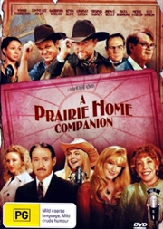 Prairie Home Companion | DVD