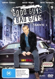 Good Guys, Bad Guys - Season 01   DVD