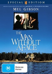 Man Without A Face, The  - Special Edition | DVD